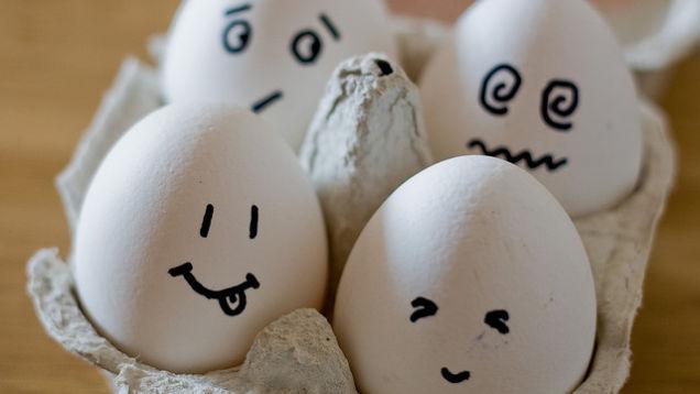 eggs  Όλα τα μυστικά για τη συντήρηση των τροφίμων eggs