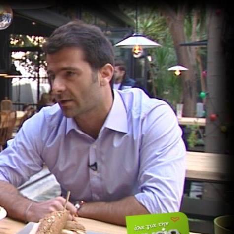 Νίκος_Καφετζόπουλος_-_Κλινικός_διαιτολόγος βιογραφικο νικος καφετζοπουλος Βιογραφικό