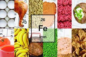 Διατροφικές συστάσεις για τη πρόσληψη σιδήρου