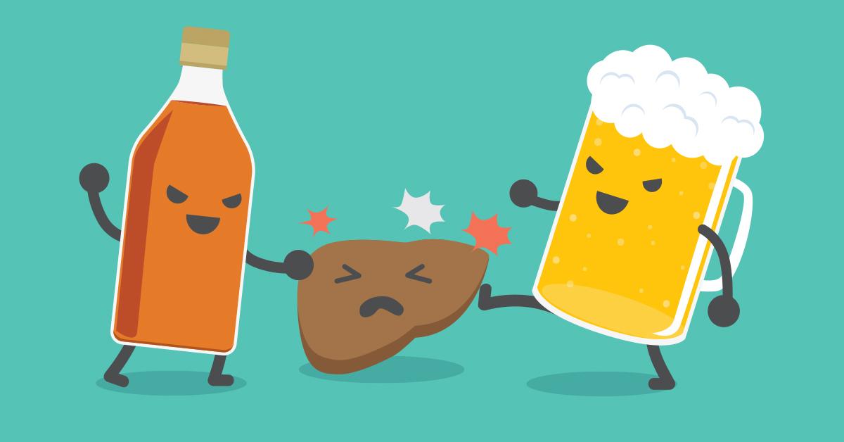 Έχετε λίπος στο συκώτι σας; Η διατροφή δίνει τη λύση!