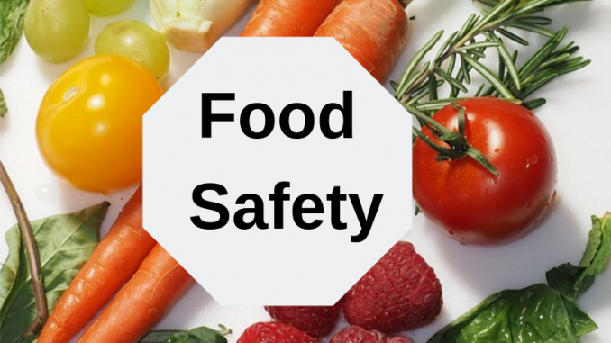 Διατροφή για το διάστημα #menoumespiti Food Safety kafetzopoulos nikos