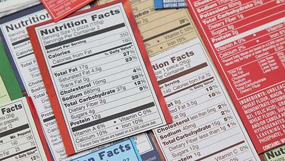 Διατροφικές ετικέτες: ποιες πληροφορίες μας δίνουν;